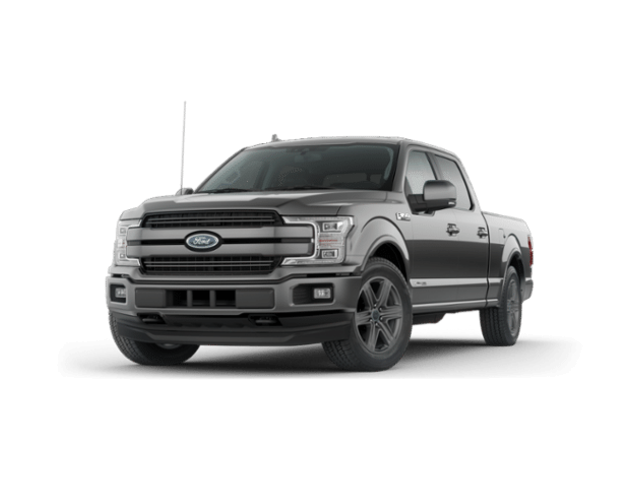 2018 Ford F-150 LARIAT 4WD SUPERCREW